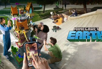 Спешите подписаться на бета-версию Minecraft Earth на Android