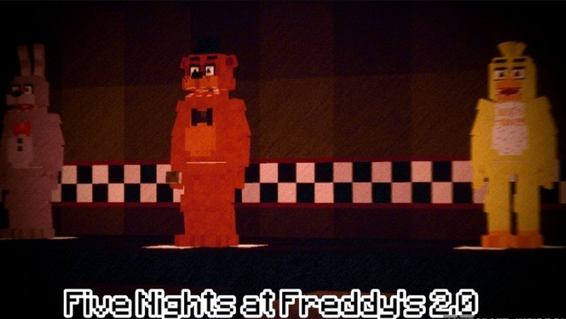 Мод Five Nights at Freddy's